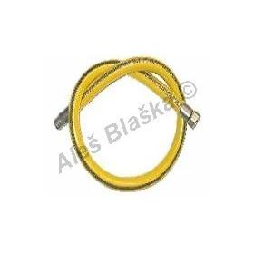 Připojovací hadice na plyn z ocelového vlnovce (přívodní propojovací hadička plynová)