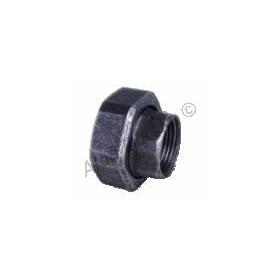 Černé šroubení k čerpadlu vnitřní závit (holendr)