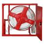 Domovní požární hydrant pro zazdění s hadicí DN25 délky 30m plný (hydrantová skříň) hydrantový systém