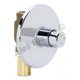 RIVER MAGIC R 732/8 časový tlačítkový splachovací ventil pro WC pod omítku