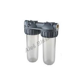 """ATLAS filtr SANIC antibakteriální Senior Plus 3P SX velikost 10"""" (filtrace pitné vody-vodní filtr na pitnou vodu)"""