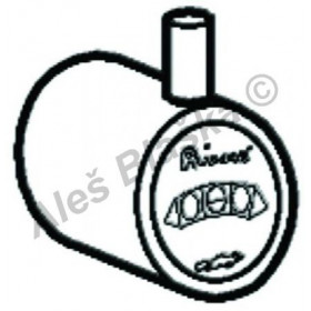A2907 ovládací oliva pro směšovač RIVER R7510/42 (náhradní díl)