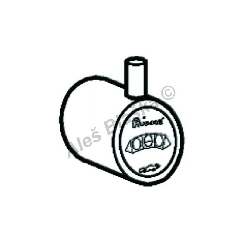 A2903 ovládací oliva pro směšovací baterie RIVER R715/61 (náhradní díl)