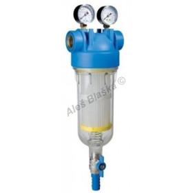 HYDRA M-RSH samočistící filtr se zpětným proplachem (Atlas filtr vodní-filtrace vody)
