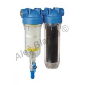 HYDRA RAINMASTER DUO filtr na užitkovou i pitnou vodu (vodní filtr-filtrace pitné vody)