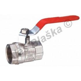 Kulový kohout (ventil) s pákou FF plnoprůtokový voda
