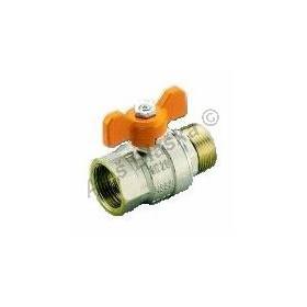Kulový kohout (ventil) pro solární systémy (na solární systém)