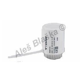 Elektrotermický aktuátor (elektrická hlavice)