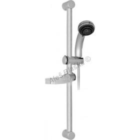 Posuvná sprchová tyč - (posuvný sprchový držák)