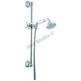 Posuvná sprchová tyč LIBERTY - (posuvný sprchový držák)