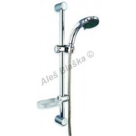 Posuvná sprchová tyč CLASSIC - (posuvný sprchový držák)