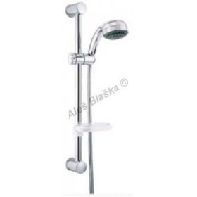 Posuvná sprchová tyč TONIKA - (posuvný sprchový držák)