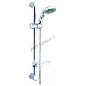 Posuvná sprchová tyč RUBY - (posuvný sprchový držák)