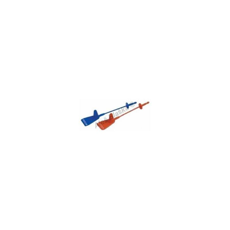 Plastová plomba k plombování vodoměru (plomba na vodoměr)