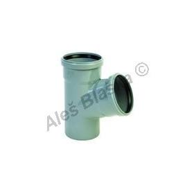 HTEA odbočka 67° (HT kanalizační odpadní systém)