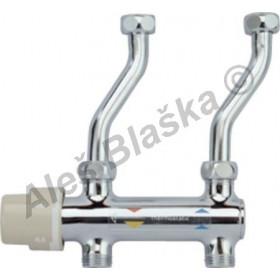 Termostatický směšovač k bojleru (směšovací termostatický ventil)