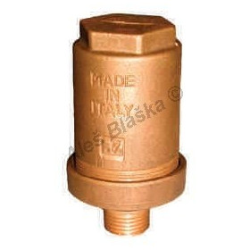 Kompenzátor tlakových (hydraulických) rázů v potrubí