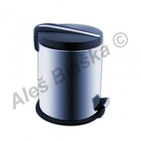 Koš na odpadky nerezový KOS 5005 - NIMCO (odpadkový koš nerez)
