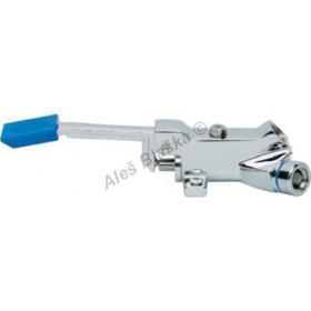 R 501 Pedálový výtokový ventil podlahový s regulací průtoku (nášlapná, pedálová, nožní vodovodní baterie)