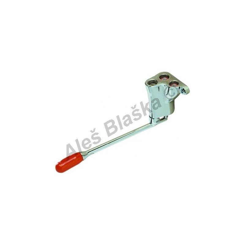 R 568 Pedálový směšovací ventil nástěnný (nášlapná, pedálová, nožní vodovodní baterie)