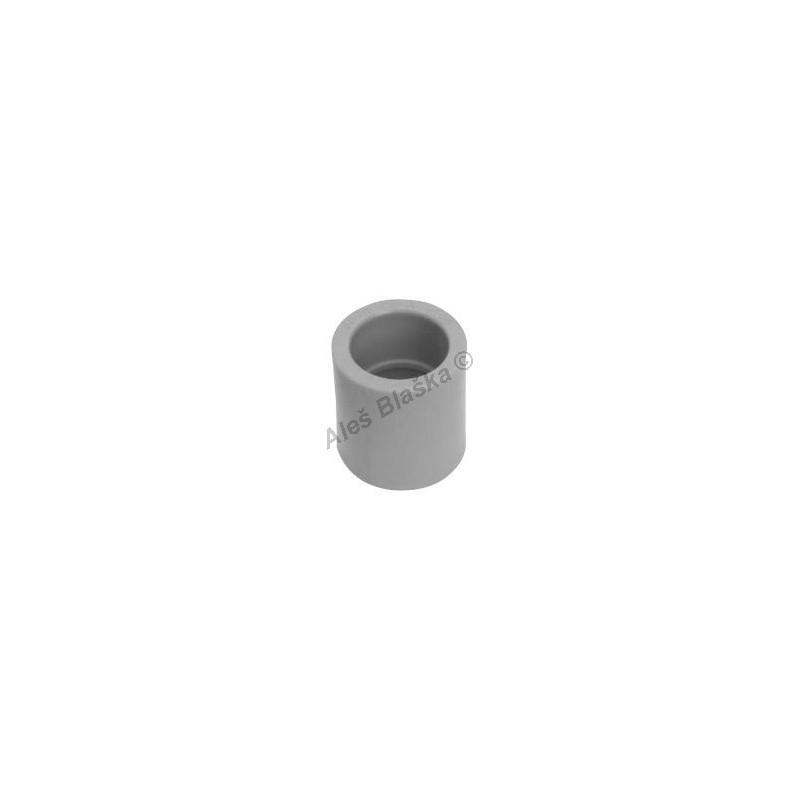 PPR nátrubek (hrdlo, mufna) tvarovka plastová navařovací