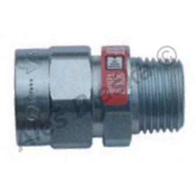 Protipožární plynový bezpečnostní ventil (kohout na plyn)