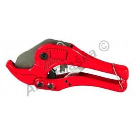 Nůžky na stříhání trubek PE - PVC - PPR - PEX - ALPEX do 42mm na plastové trubky (kleště)