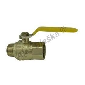 Kulový kohout (ventil) na plyn s pákou MF plnoprůtok (plynový)
