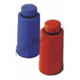 """PPR záslepka (zátka) plastová 1/2"""" dlouhá s těsněním tvarovka plastová navařovací"""