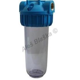 """ATLAS filtr domovní Senior Plus 3P BX velikost 10"""" (filtrace vody-vodní filtr)"""
