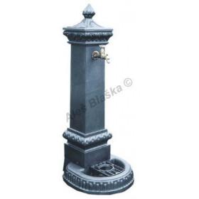 Dekorativní zahradní litinová fontána (RETRO,designová,ozdobná,okrasná)
