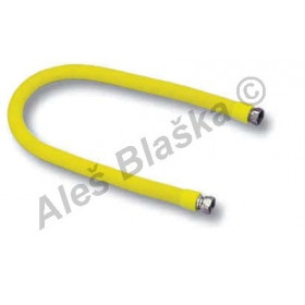 Plynová propojovací hadice natahovací na plyn nerez EMIPIU Lungo (přívodní připojovací hadička)