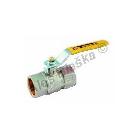 Kulový kohout (ventil) TORNADO na plyn s pákou FF (plynový)