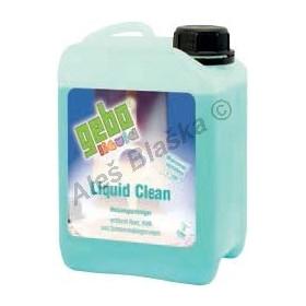GEBO Liquid CLEAN - čistící prostředek pro topné systémy (čistící přípravek)(na topení, do radiátorů)