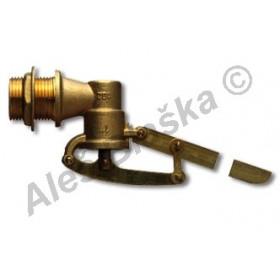 Plovákový ventil průmyslový (napouštění nádrží jímek)