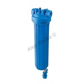 """filtr DP BIG 20"""" MASTER S s odkalením (filtr na vodu, vodní filtrace)"""