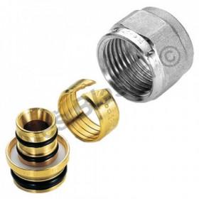 Adaptér (připojení) pro připojení vícevrstvých trubek (svěrné šroubení)