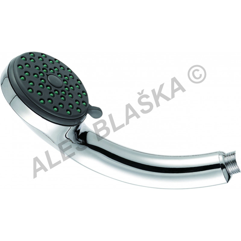 Sprchová koncovka NELA DUO dvoupolohová - sprcha , hlava , hlavice