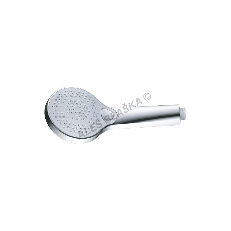 Masážní sprchová koncovka LOTUS třípolohová - sprcha , hlava , hlavice