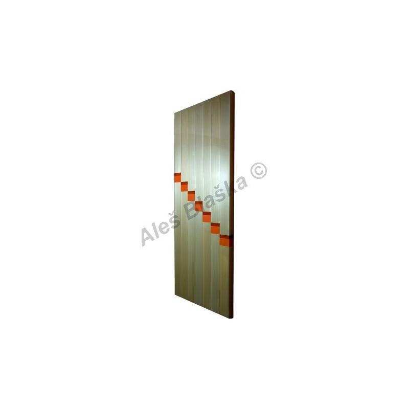 SAMBA otopné těleso (radiátor) designový (okrasný) luxusní