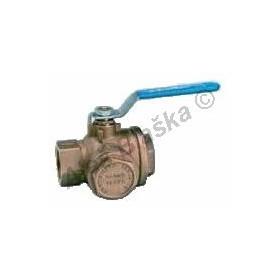 Kulový kohout (ventil) s filtrem FILTERBALL